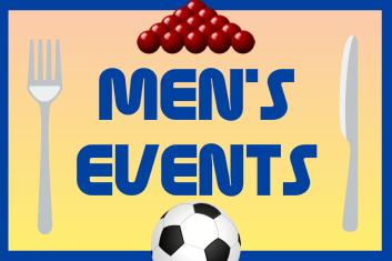 MEN'S EVENTS