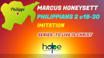 Sunday 22 August 2021   Marcus Honeysett   Imitation