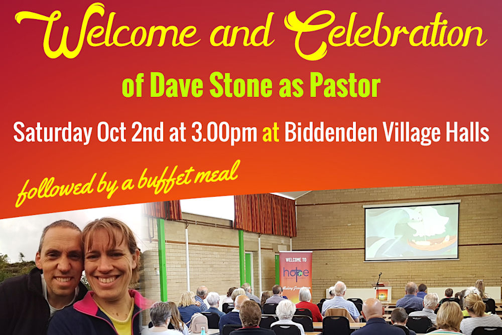 Dave Stone Induction